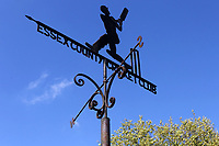 The weather vane ahead of Essex CCC vs Nottinghamshire CCC, Specsavers County Championship Division 1 Cricket at The Cloudfm County Ground on 14th May 2019