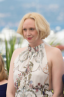 Gwendoline Christie at the photocall for &quot;Top of the Lake: China Girl&quot; at the 70th Festival de Cannes, Cannes, France. 23 May 2017<br /> Picture: Paul Smith/Featureflash/SilverHub 0208 004 5359 sales@silverhubmedia.com