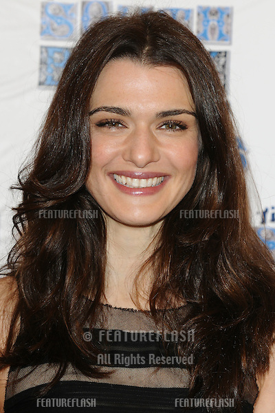 Rachel Weisz arriving for the South Bank Show Awards 2010, the last ever, at the Dorchester Hotel.  26/01/2010  Picture by: Steve Vas / Featureflash