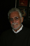 Another World's David Hedison (Voyage to the Bottom of the Sea) at Big Apple Comic Con for autographs and photos on October 16 (and 17 & 18), 2009 at Pier 94, New York City, New York. (Photo by Sue Coflin/Max Photos)