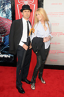 Keya Morgan, Joan C.Lee at the premiere of Columbia Pictures' 'The Amazing Spider-Man' at the Regency Village Theatre on June 28, 2012 in Westwood, California. © mpi35/MediaPunch Inc. /*NORTEPHOTO.COM*<br /> **SOLO*VENTA*EN*MEXICO** **CREDITO*OBLIGATORIO** *No*Venta*A*Terceros*<br /> *No*Sale*So*third* ***No*Se*Permite*Hacer Archivo***No*Sale*So*third*©Imagenes*con derechos*de*autor©todos*reservados*.