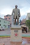 Turkiye Cumhuriyeti Commemerative Statue