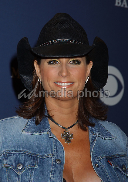 May 26, 2004; Las Vegas, NV, USA; Musician TERRI CLARK during the 39th Annual Academy of Country Music Awards held at Mandalay Bay Resort and Casino. Mandatory Credit: Photo by Laura Farr/AdMedia. (©) Copyright 2004 by Laura Farr