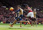 280216 Manchester Utd v Arsenal