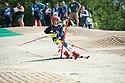 slalom run 1