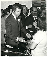Joe Clark<br /> , avril 1979<br /> <br /> <br /> PHOTO : agence quebec presse