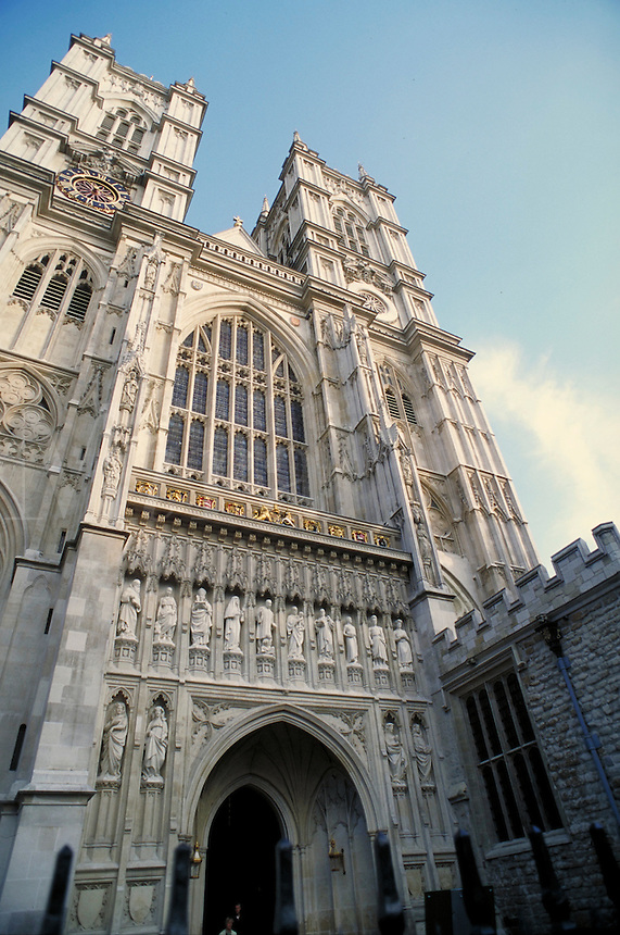Westminster Abbey. London, England.