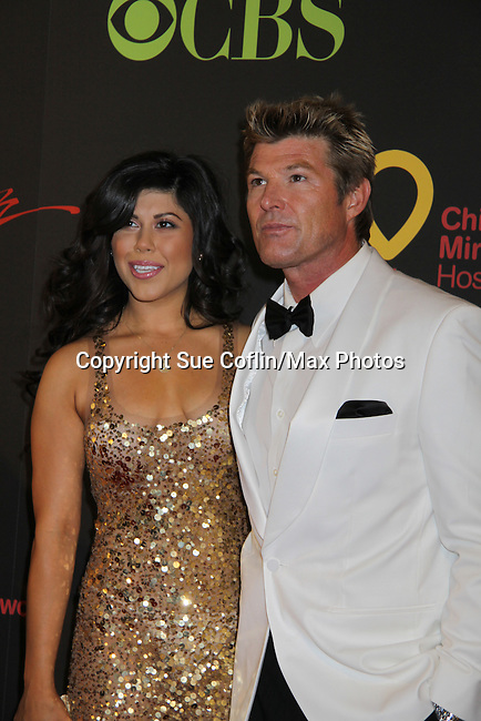 Winsor Harmon at the 38th Annual Daytime Entertainment Emmy Awards 2011 held on June 19, 2011 at the Las Vegas Hilton, Las Vegas, Nevada. (Photo by Sue Coflin/Max Photos)