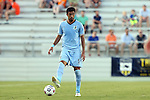 06 June 2015: Minnesota's Tiago Calvano (BRA). The Carolina RailHawks hosted Minnesota United FC at WakeMed Stadium in Cary, North Carolina in a North American Soccer League 2015 Spring Season match. The game ended in a 1-1 tie.