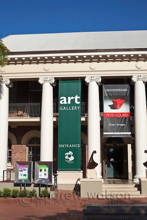 Cairns Regional Art Gallery.  Cairns, Queensland, Australia