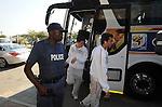 FUDBAL, NELSPRUIT, 24. Jun. 2010. - Fudbaleri Srbije na aerodromu u Nelspruitu. Reprezentacije Srbije zavrsila je ucesce na Svetskom prvenstvu u Juznoj Africi nakon poraza od Australije rezultatom 2:1. Foto: Nenad Negovanovic