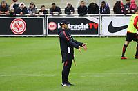 Trainer Niko Kovac (Eintracht Frankfurt) - 10.10.2017: Eintracht Frankfurt Training, Commerzbank Arena