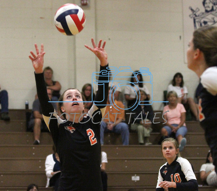 against Wooster at Douglas on Sept. 14, 2010..Photo by Cathleen Allison