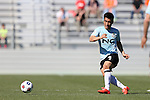 08 March 2015: E-Land's Cho Won-Hee (KOR). The Carolina RailHawks of the North American Soccer League played Seoul E-Land FC of the K-League Challenge at WakeMed Stadium in Cary, North Carolina in a 2015 preseason friendly for both clubs. The game ended in a 0-0 tie. Afterwards, Seoul E-Land won a penalty kick shootout 5-4.