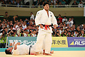 (L to R) Ryuta Ishii (JPN), Hirotaka Kato (JPN), .April 29, 2012 - Judo : .2012 All Japan Judo Championships, Final .at Nihon Budokan, Tokyo, Japan. .(Photo by Daiju Kitamura/AFLO SPORT) [1045]
