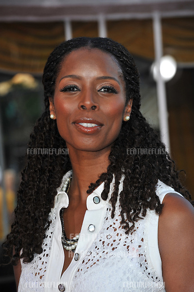 """Tasha Smith at the Los Angeles premiere of """"Vicky Cristina Barcelona"""" at the Mann Village Theatre, Westwood..August 4, 2008  Los Angeles, CA.Picture: Paul Smith / Featureflash"""