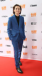 Timothee Chalamet attends the 'Call Me By Your Name' premiere during the 2017 Toronto International Film Festival at Ryerson Theatre on September 7, 2017 in Toronto, Canada.