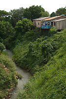 Tucuruí, rio, cidade e hidrelétrica.