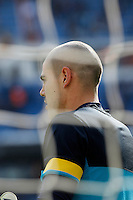 FC Barcelona's Victor Valdes during La Liga match.March 02,2013. (ALTERPHOTOS/Acero) /NortePhoto