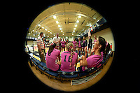 MSU Ladybobcats vs UNC Lady goldenbears (volleyball)