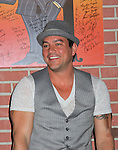 General Hospital - Tyler Christopher appears at Uncle Vinnie's Comedy Club on February 19, 2011 in Point Pleasant Beach, New Jersey for fun, questions, stories, autographs and photos. (Photo by Sue Coflin/Max Photos)