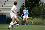 16 September 2005: Heather O'Reilly (20). The North Carolina Tarheels defeated the San Diego Toreros 3-0 at Duke University's Koskinen Stadium in Durham, NC in a NCAA Division I women's soccer game.