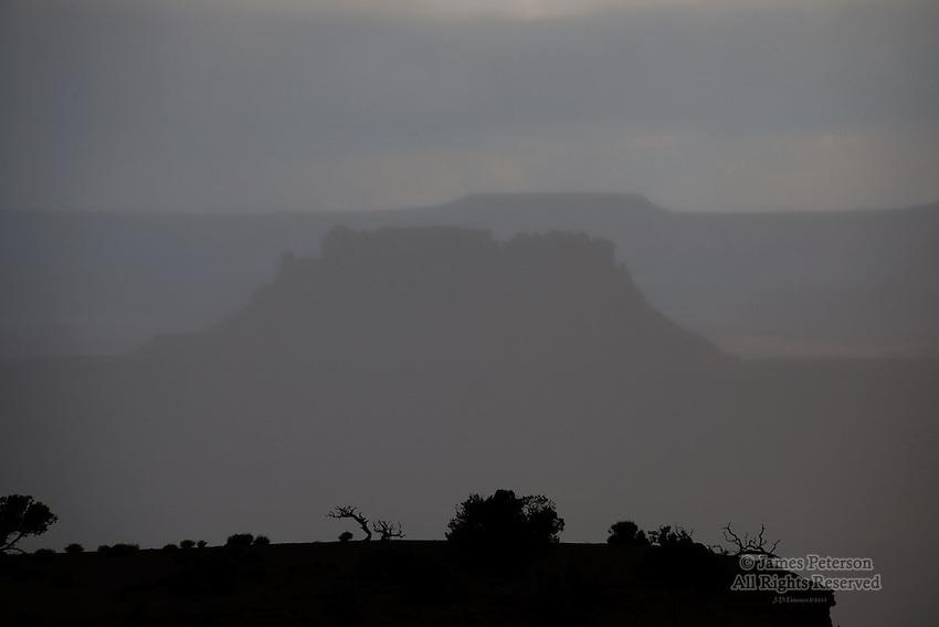 View Across The Colorado River Canyon, Utah