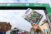 8th September 2017, Newmarket, England; OVO Energy Tour of Britain Cycling; Stage 6, Newmarket to Aldeburgh; Todays program