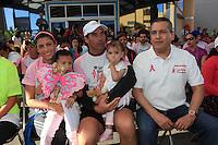 Carrera CIMA a favor de la Fundaci&oacute;n de Sylvana Beltrones.<br /> <br /> Sylvana Beltones, Pablo Escudero, sus hijas  Sylvana  Escudero ,Roberta Escudero y Manlio Fabio Beltrones <br />  <br />  <br />  <br /> **Photo&reg;&copy;:LuisGutierrez/NortePhoto