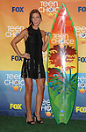 Audrina Patridge at the Teen Choice Awards 07 pressroom held at the Gibson Amphitheatre Universal City, Ca. August 26, 2007. Fitzroy Barrett