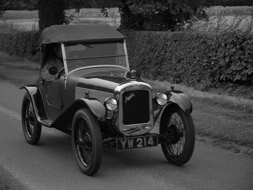 Austin Seven Sports Cars - 1928