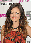 Lucy Hale joins American Rag for an All Access performance at Macy's Sherman Oaks, Ca. June 14, 2014.