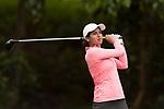 Golfer Neha Tripathi of India during the 2017 Hong Kong Ladies Open on June 10, 2017 in Hong Kong, China. Photo by Marcio Rodrigo Machado / Power Sport Images