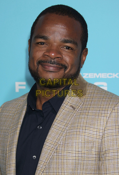 "F. Gary Gray.""Flight"" Los Angeles Premiere held at the Cinerama Dome, Hollywood, California, USA..October 23rd, 2012.headshot portrait black  shirt beige suit jacket beard facial hair .CAP/ADM/RE.©Russ Elliot/AdMedia/Capital Pictures."