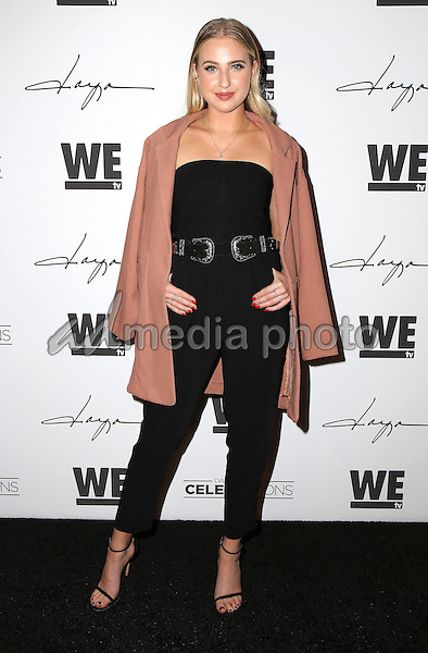 "29 January 2016 - Hollywood, California - Veronica Dunne. ""Daya"" By Zendaya Shoe Line Launch Party to be featured on an upcoming episode of WE tv's David Tutera's CELEBrations held at Raleigh Studios. Photo Credit: Parisa Michelle/AdMedia"