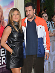 "Jennifer Aniston, Adam Sandler 040 arrives at the LA Premiere Of Netflix's ""Murder Mystery"" at Regency Village Theatre on June 10, 2019 in Westwood, California"