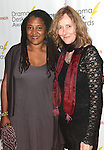 Lynn Nottage and Jo Bonney.attending the 57th Annual Drama Desk Awards held at the The Town Hall in New York City, NY on June 3, 2012.