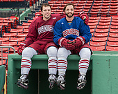 170106-PARTIAL-University of Massachusetts Minutemen (m) practice at Fenway
