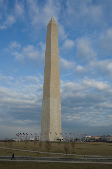 Washington D. C., Washington Monument, not released