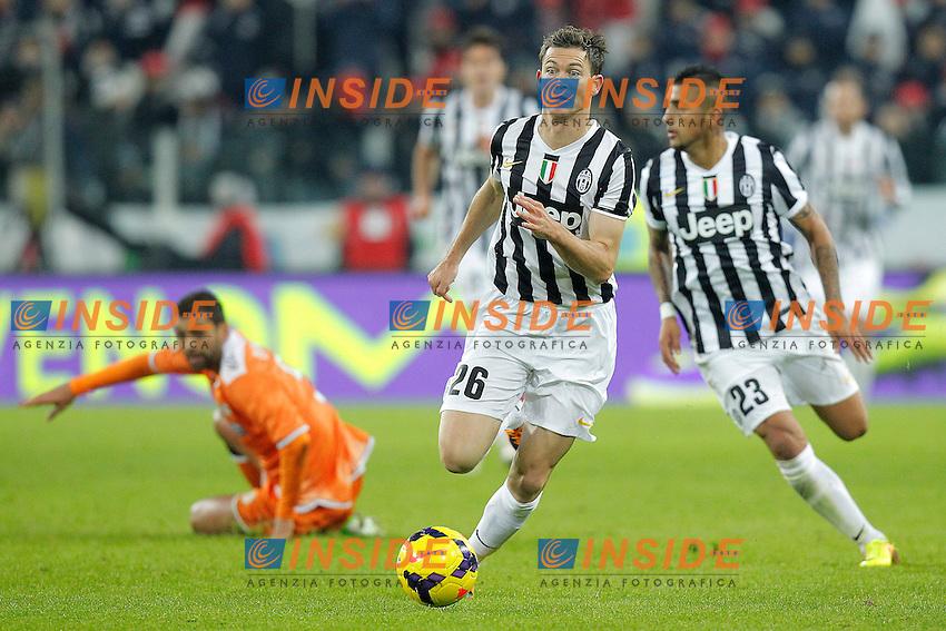 Stephan Lichtsteiner Juventus - Torino 01-12-2013 Juventus Stadium - Football Calcio 2013/2014 Serie A  - Juventus - Udinese - Foto Marco Bertorello  / Insidefoto