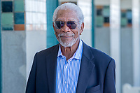 Morgan Freeman <br /> Deauville 8-9-2018 <br /> 44mo Festival del cinema americano <br /> Foto Remy Boutry / Panoramic / Insideofoto <br /> ITALY ONLY