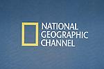 PASADENA - JAN 3: National Geographic Channel logo of the show National Geographic Channel at the National Geographic Channels TCA party on January 3, 2013 at the Langham Hotel in Pasadena, California