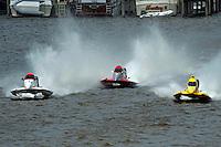 (L to R): Chris Fairchild (#62), Brian Venton (#17) and Robert Rinker (#30)   (Formula 1/F1/Champ class)