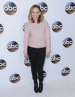 08 January 2018 - Pasadena, California - Hillary Anne Matthews. 2018 Disney ABC Winter Press Tour held at The Langham Huntington in Pasadena. <br /> CAP/ADM/BT<br /> &copy;BT/ADM/Capital Pictures