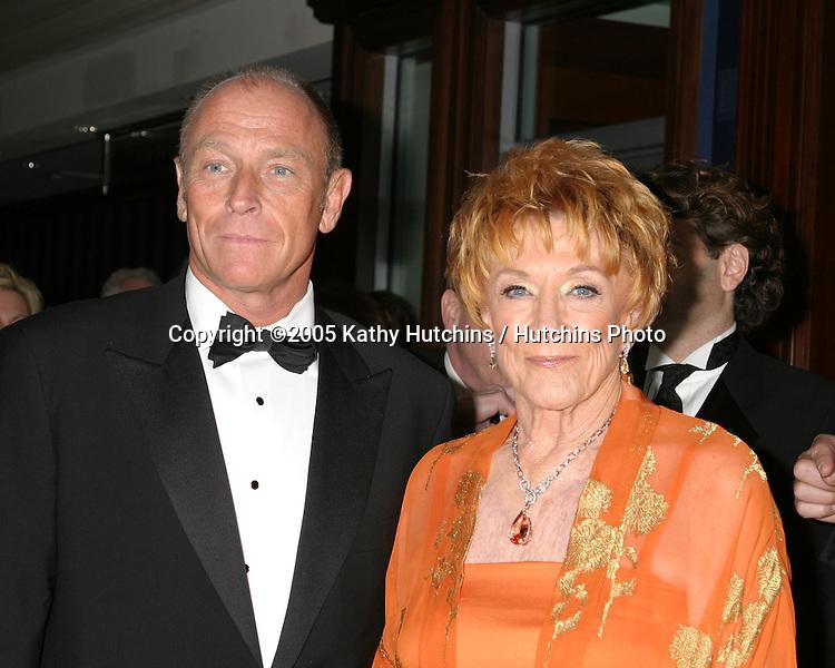 Corben Bernsen.Jeanne Cooper.32nd Annual Daytime Emmys.Radio City Music Hall.New York City, NY.May 20, 2005.©2005 Kathy Hutchins / Hutchins Photo...