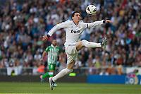 Callejon controlling the ball