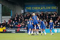 Chelsea Ladies v Manchester United Women - FAWSL - 17.11.2019