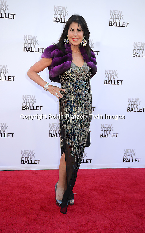 Lauren Day Roberts attends the New York City Ballet 2013 Fall Gala on September 19, 2013 at David H Koch Theater in Lincoln Center in New York City.