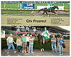 City Prospect winning at Delaware Park on 9/29/10