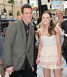 Jim Carrey and Madeline Carroll at Twentieth Century Fox's L.A. Premiere of Mr. Popper's Penguins held at The Grauman's Chinese Theatre in Hollywood, California on June 12,2011                                                                               © 2010 Hollywood Press Agency